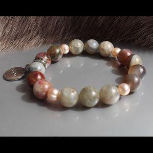 Healing stones bracelet